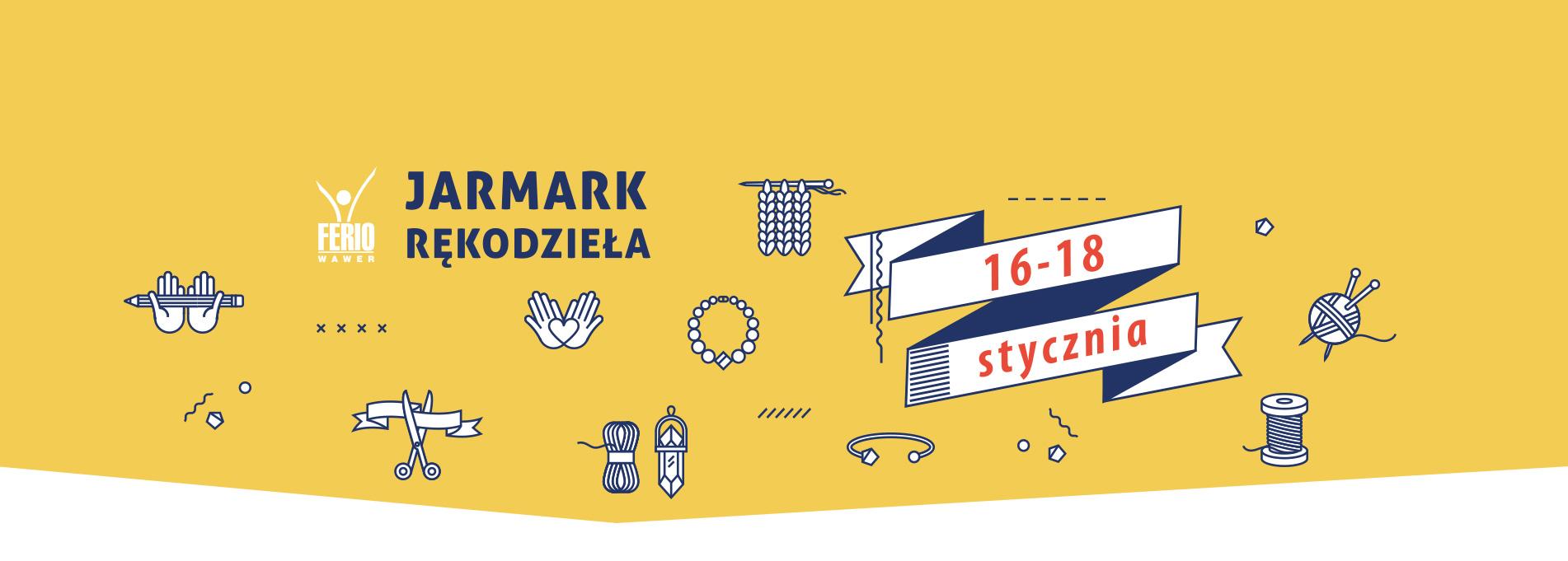 Jarmark Rękodzieła 16-18.01.2020